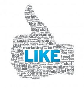 like réseaux sociaux