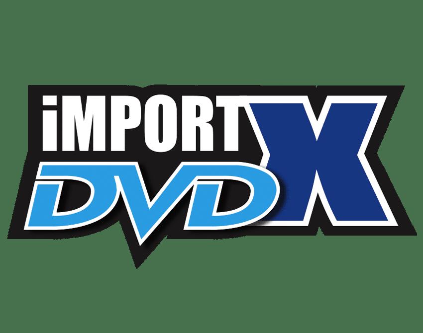 impression du logo-dvdx