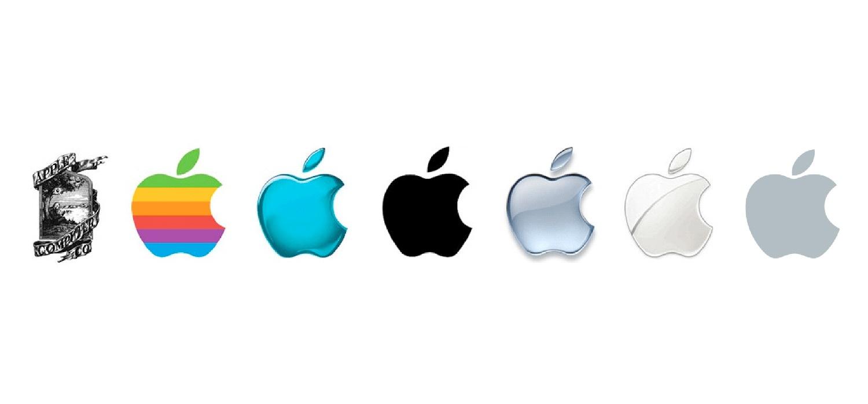 charte graphique création logo apple