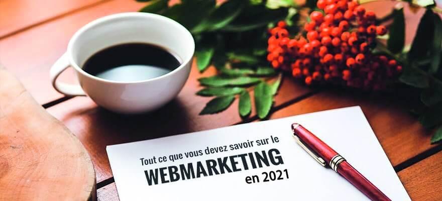 Les meilleures solutions webmarketing en 2021